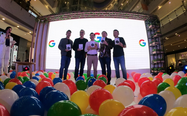Google With Erajaya Officially Launch Nest Mini in Indonesia