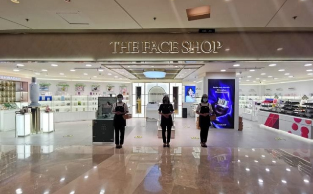 The Face Shop Indonesia Opens Its First Flagship Store